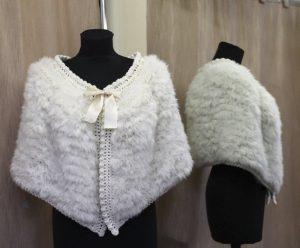вязание мехом, меховые нити, сетка для вязания мехом